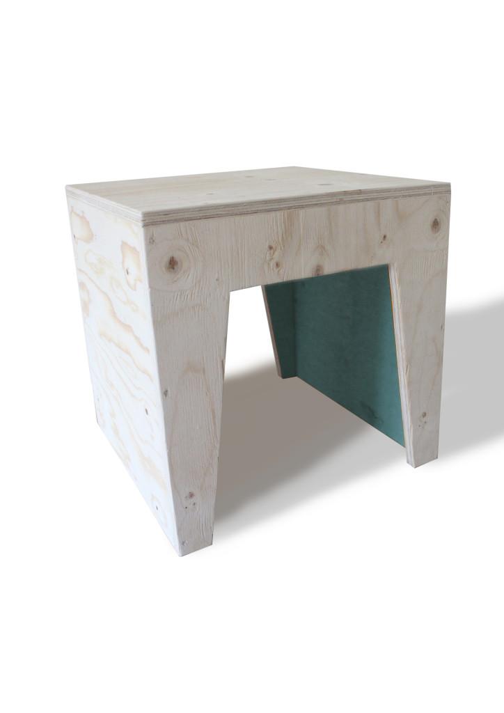 Krukje, vloerplaat, underlayment, beton