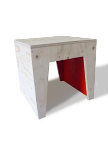 Krukje, beton, vloerplaat, underlayment